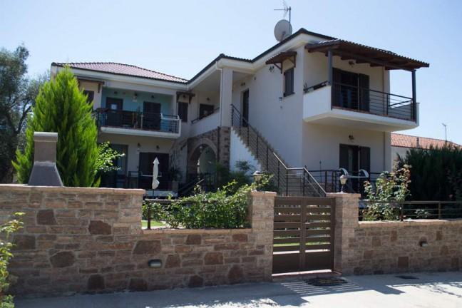 Vila Armoniades Sivota Galileo tours