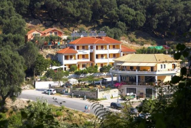 Vila Bakoli Parga Galileo tours