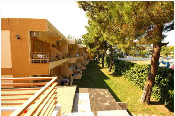 Vila Dionisos Hanioti - Galileo tours