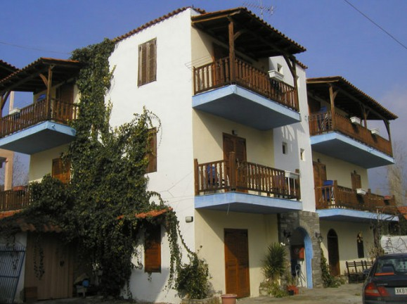 Vila Flora Toroni Galileo tours