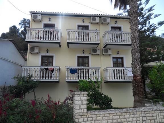 Vila Fotis Parga Galileo tours