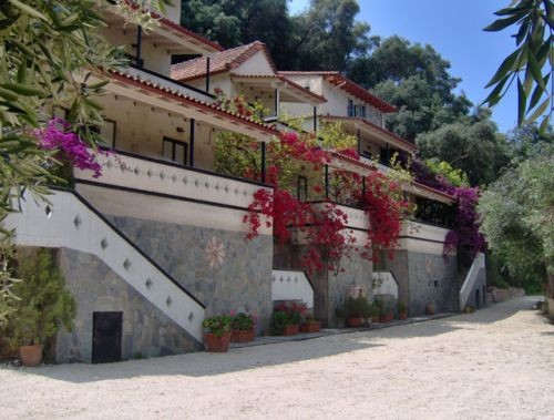 Vila Gabriel Parga Galileo tours
