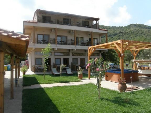 Vila Helios Stavros Galileo tours