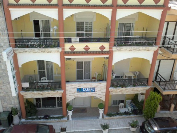 Apart Hotel Corfu Nea Flogita Leto Galileo tours