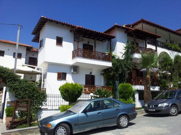 Apart hotel Irini Uranopolis Galileo tours