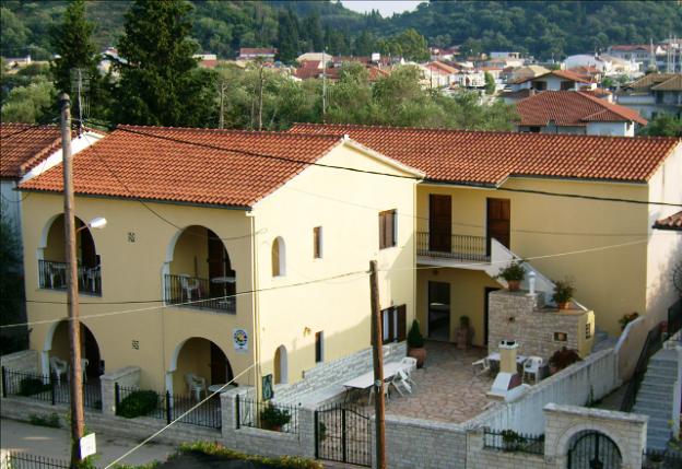 Vila Kimon Sivota Galileo tours