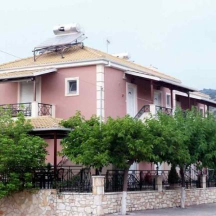 Vila Loutsis Sivota Galileo tours