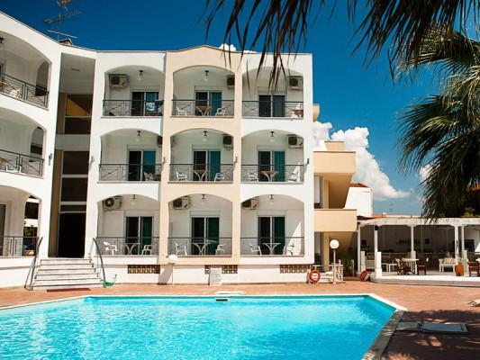 Galileo Tours Apart Hotel Rendina Beach Stavros
