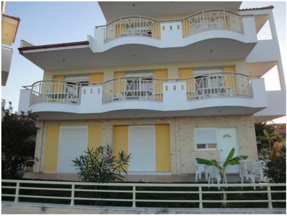 Vila Sea View Polihrono Galileo tours