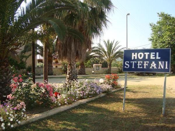 Hotel Stefani - Sarti, Sitonija, Halkidiki, Grcka