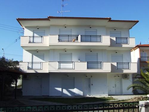 Vila Triandafilos Hanioti Galileo tours