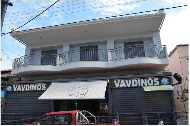 Vila Vavdinos Polihrono leto Galileo tours