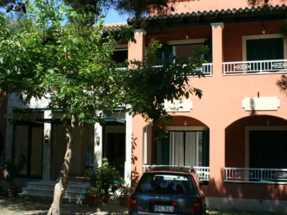 App hotel Andreas Dasija Krf Galileo Tours