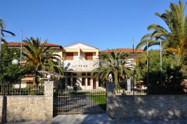 Vila Asteras Hanioti -Galileo tours