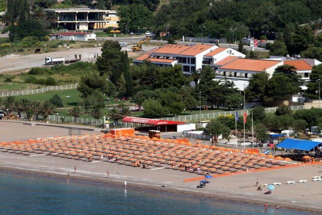 Hotel Bečići Galileo tours