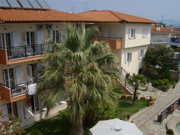 App Hotel Sarantis Hanioti Leto - Galileo tours