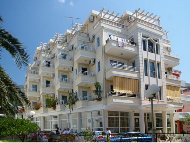 Hotel Obala Rafailovici Galileo tours