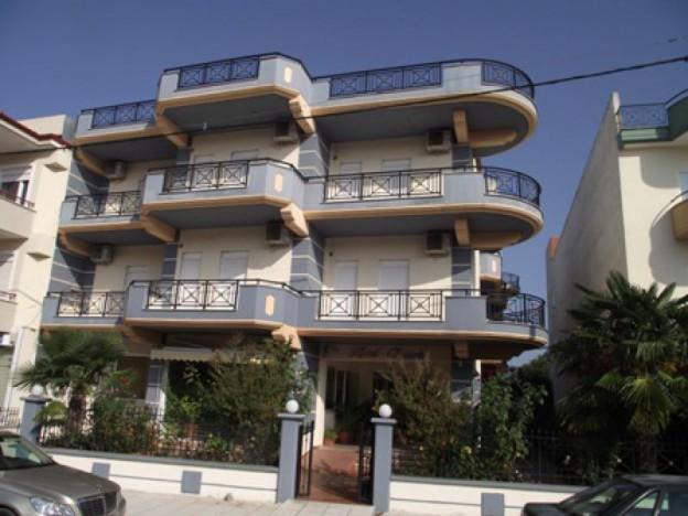 Apart Hotel Oceanis Leptokarija leto Galileo tours