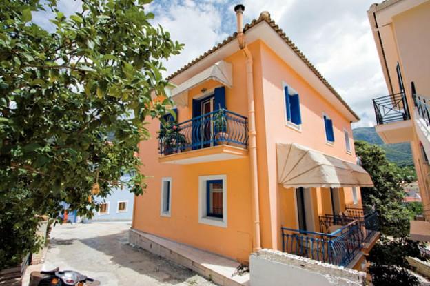 Vila Astra Parga Galileo tours