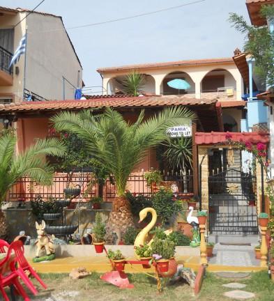Vila Renia Sarti Galileo tours