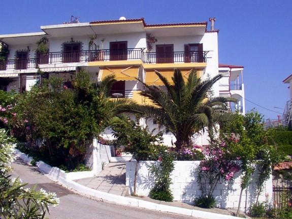 Vila Vasso Sarti Galileo tours