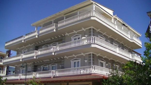 Olympic Beach Vila Apostolis Galileo tours
