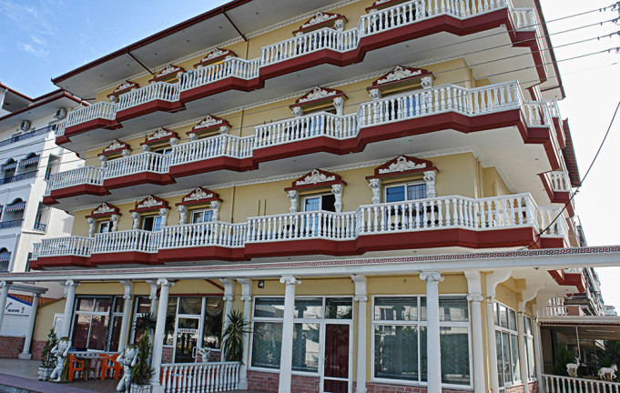 Vila Arhondissa Paralija Galileo tours