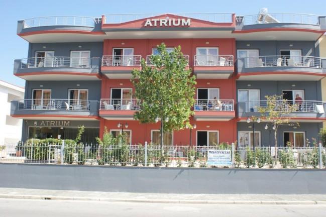 Leptokarija Apart Hotel Atrium Galileo tours