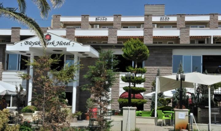 Hotel Buyuk Berk Sarimsakli Galileo tours