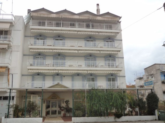 Vila Christian Paralija Galileo tours