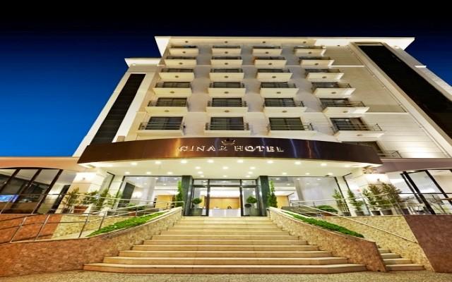 Hotel Cinar 3* Sarimsakli Galileo tours