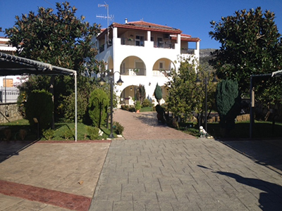 Vila Delfini Sivota Galileo Tours
