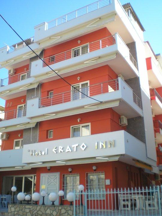 Vila Erato Inn Paralija Galileo tours