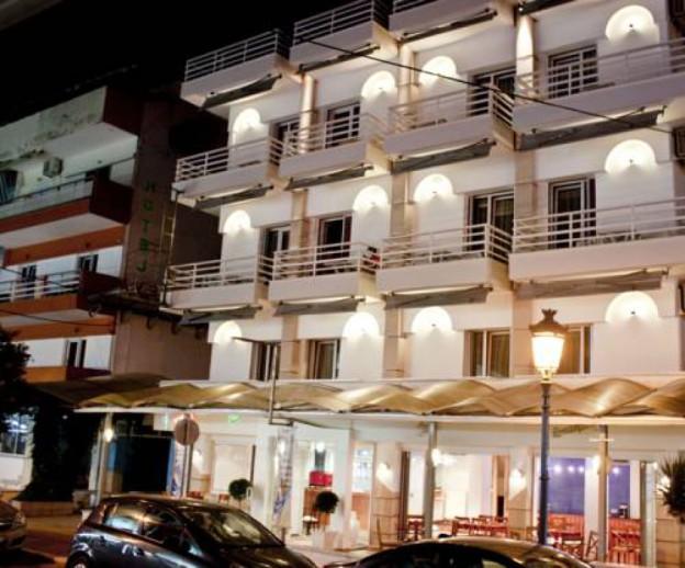 Galileo Tours App Hotel Eva - Paralija - Leto