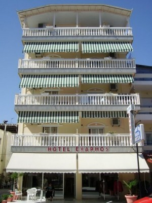 Paralija Vila Exarhos leto Galileo tours