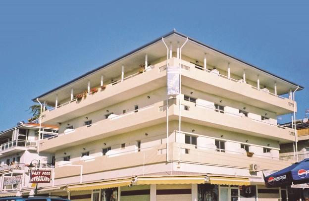 Vila Giorgos Olympic Beach Galileo tours
