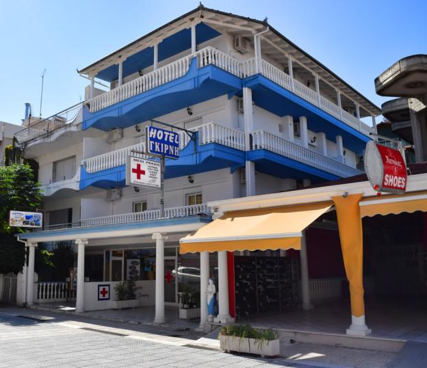 Olympic Beach Vila Girni leto 2016 Galileo tours