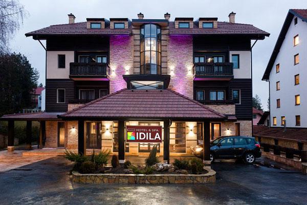Hotel & Spa Idila Zlatibor Galileo tours