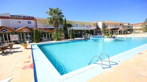 Hotel Ikaros Laganas Galileo Tours