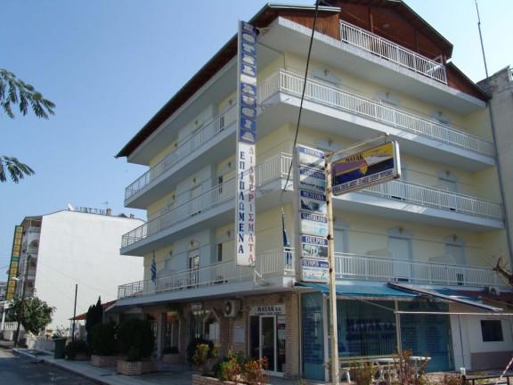 Vila Lucia Paralija Galileo tours