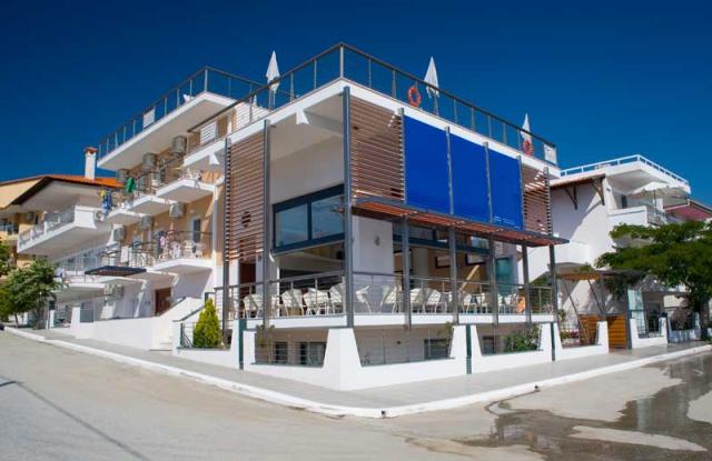 Apart Hotel Sarti Blue Sarti Leto 2016 Galileo tours