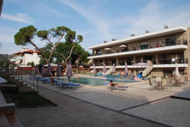 Apart Hotel Sarti Inn Sarti Galileo tours