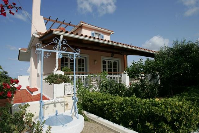 Vila Tzivras Lassi Galileo Tours