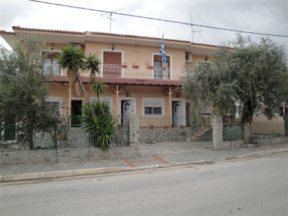 Vila Liana Limenaria Tasos Galileo Tours