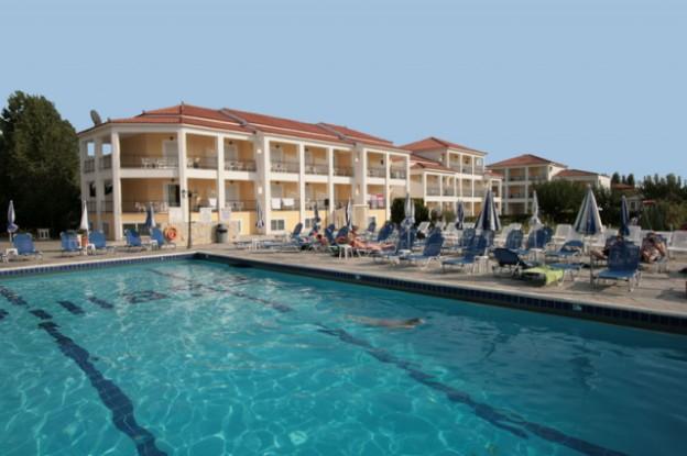 Galileo Tours App hotel Village Inn Laganas