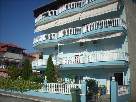 Vila Blue House Paralija Galileo tours