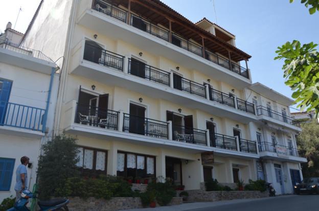 Apart Hotel Xanemos Skiatos Galileo tours