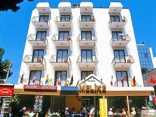 hotel Melike - Kušadasi - Galileo Tours