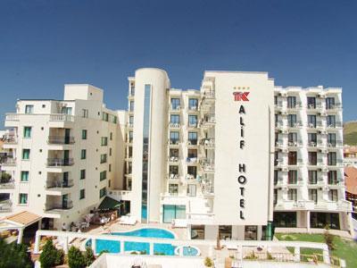 Hotel Kalif 3* Sarimsakli Galileo tours
