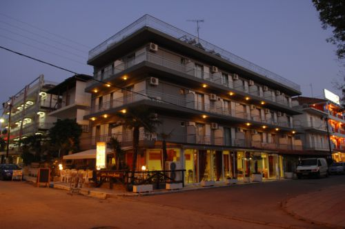 Paralija Hotel Paralia Inn Galileo tours